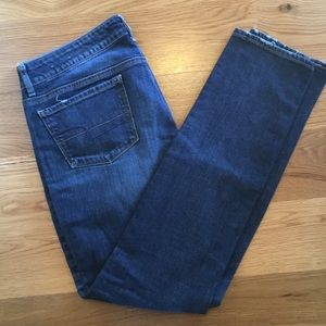 Anerican Eagle Skinny Stretch Size 12 Long